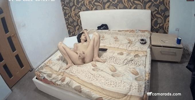 Voyeur-house-Lesbian-sex-with-sex-toys